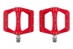 RFR Pedale Flat CMPT red