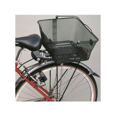 Pletscher HR-Korb mit easy-fix Adapter schwarz
