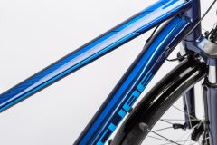 Cube Touring Damen Trekkingrad 2016 | midnight blue metallic