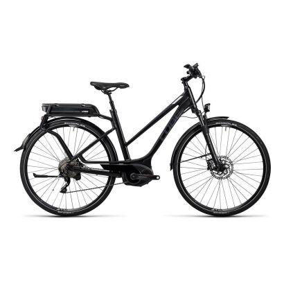 Cube Touring Hybrid Pro 400 E-bike 2016 | black´n´grey