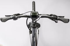 Cube Touring Hybrid Pro 400 E-bike Tiefeinsteiger 2016 | black´n´grey
