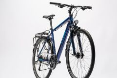Cube Touring Trekkingrad 2016 | midnight blue metallic