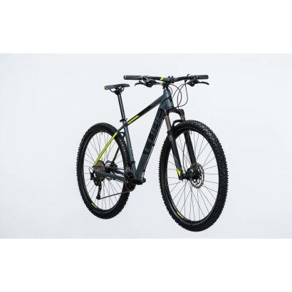 Cube Acid 2x 27,5 - MTB Hardtail 2017 | darkgrey´n´flashyellow