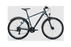 Cube Aim Allroad 27,5 - MTB Hardtail 2017 | darkgrey´n´blue
