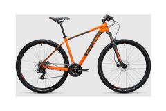 Cube Aim Pro 27,5 - MTB Hardtail 2017 | flashorange´n´grey