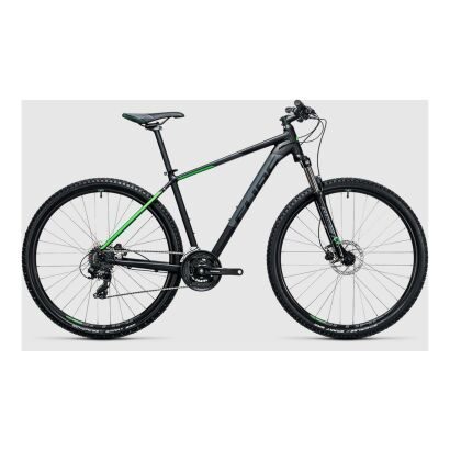 Cube Aim Pro 27,5 - MTB Hardtail 2017 | black´n´green