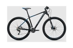 Cube Attention 29 - MTB Hardtail 2017 | black´n´blue
