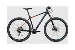 Cube Attention SL 27,5 - MTB Hardtail 2017 | black´n´flashorange