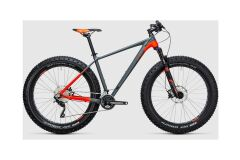Cube Nutrail 29 - MTB Hardtail 2017 | grey´n´flashred