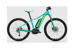Cube Access WLS Hybrid ONE 400 29er E-Bike 2017 |...
