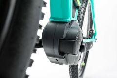 Cube Access WLS Hybrid ONE 500 29er E-Bike 2017 | mint´n´green