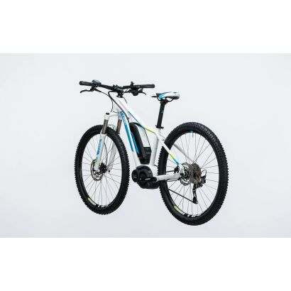 Cube Access WLS Hybrid Pro 500 29er E-Bike 2017 | white´n´blue