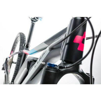 cube access wls hybrid race 500 29er e bike 2017 black n. Black Bedroom Furniture Sets. Home Design Ideas