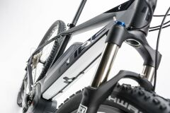 Cube Elite Hybrid C:62 Race 500 29 E-Bike 2017   blackline