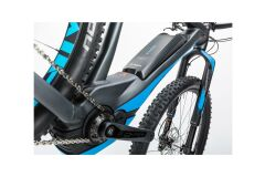 Cube Reaction Hybrid HPA Eagle 500 29er E-Bike 2017   iridium´n´flashblue