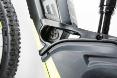 Cube Stereo Hybrid 120 HPA Pro 500 29er E-Bike 2017   black´n´flashyellow
