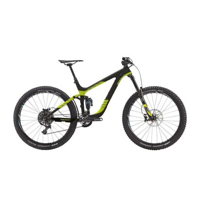 Giant Reign 2 LTD Black/Green 2017