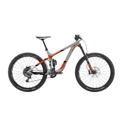Giant Reign 2 LTD Gray/Orange 2017