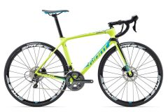 Giant TCR Advanced 1 Disc Green 2017