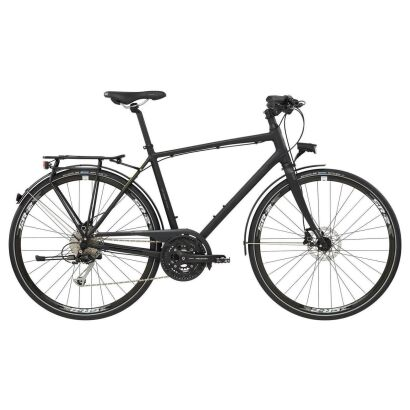 Giant FastCity RS 2 GTS Matte Black 2017