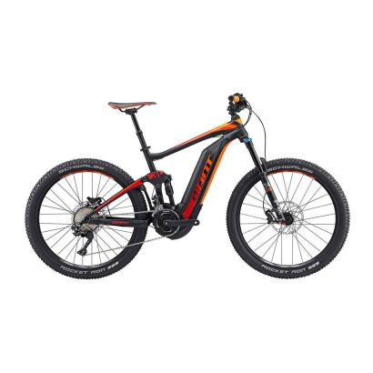 Giant Full-E+ 1 BLK/RED/ORNG 2017
