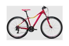 Cube Access WLS 29 - Damen MTB Hardtail 2017 | berry´n´pink