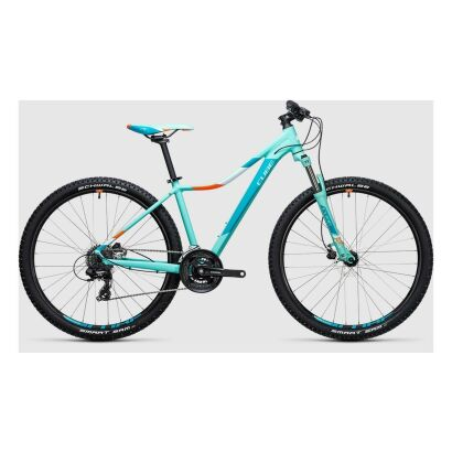 Cube Access WLS Disc 29 - Damen MTB Hardtail 2017 | mint´n´flashorange