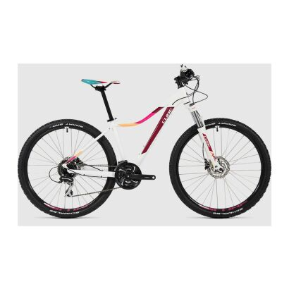 Cube Access WLS Exc 29 - Damen MTB Hardtail 2017 | white´n´berry