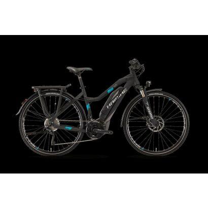 a91536f9b38 Haibike SDURO Trekking 5.0 Damen Trekking E-Bike 2017 schwarz/titan/c