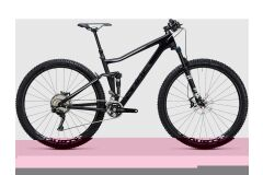 Cube Stereo 120 HPC Race MTB Fully 29 2017 | carbon´n´white