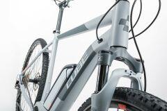 Cube Cross Hybrid ONE 500 E-Bike 2017   grey´n´orange