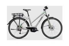Cube Touring Hybrid ONE 400 Damen E-Bike 2017 |...