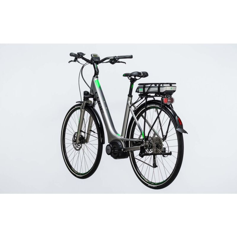 cube touring hybrid one 400 tiefeinsteiger e bike 2017. Black Bedroom Furniture Sets. Home Design Ideas