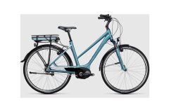Cube Travel Hybrid ONE 400 Damen E-Bike 2017 |...