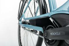 Cube Travel Hybrid ONE 500 Damen E-Bike 2017 | bluegreen´n´blue