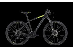 Cube Aim Pro 27,5 - MTB Hardtail 2018 | black´n´flashyellow