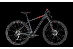 Cube Analog 29 - MTB Hardtail 2018 | grey´n´red