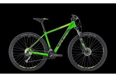 Cube Analog 29 - MTB Hardtail 2018 | flashgreen´n´grey