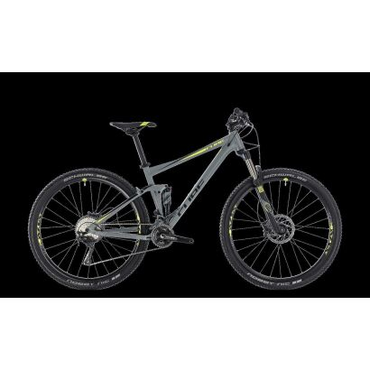 Cube Stereo 120 Pro MTB Fully 29 2018 | grey´n´flashyellow