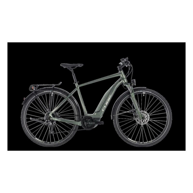 cube touring hybrid one 500 e bike 2018 frostgreen n silver. Black Bedroom Furniture Sets. Home Design Ideas
