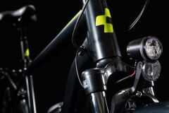Cube Kathmandu Hybrid Pro 500 Trekking E-Bike 2019   iridium´n´green