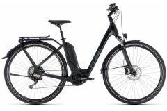 Cube Touring Hybrid EXC 500 Tiefeinsteiger Trekking E-Bike 2019 | black´n´grey