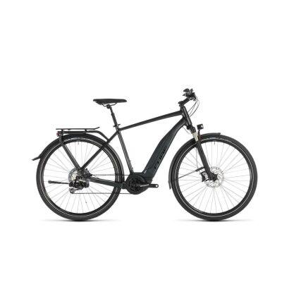Cube Touring Hybrid SL 500 Damen Trekking E-Bike 2019 | iridium´n´red