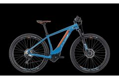 Cube Reaction Hybrid SLT 500 29 E-Bike 2018 | blue´n´orange