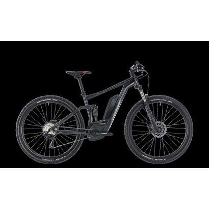 """Cube Stereo Hybrid 120 ONE 500 29"""" E-Bike 2018   iridium´n´red"""