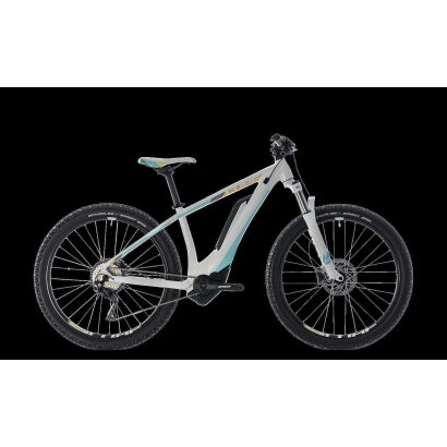 "Cube Access Hybrid Pro 500 29"" E-Bike 2018 | white´n´blue"