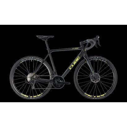 Cube Cross Race Cyclocross Bike 2018 | black´n´flashyellow