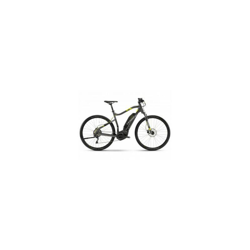 haibike sduro cross 4 0 cross e bike 2018 anthrazit. Black Bedroom Furniture Sets. Home Design Ideas