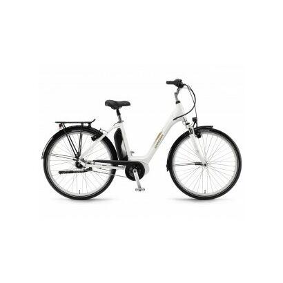 Winora Sima N7 400 Tiefeinsteiger City E-Bike 2020 | Weiß